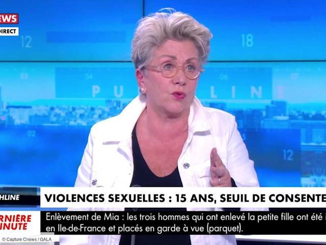 Françoise Laborde. Son tacle osé à un ministre,