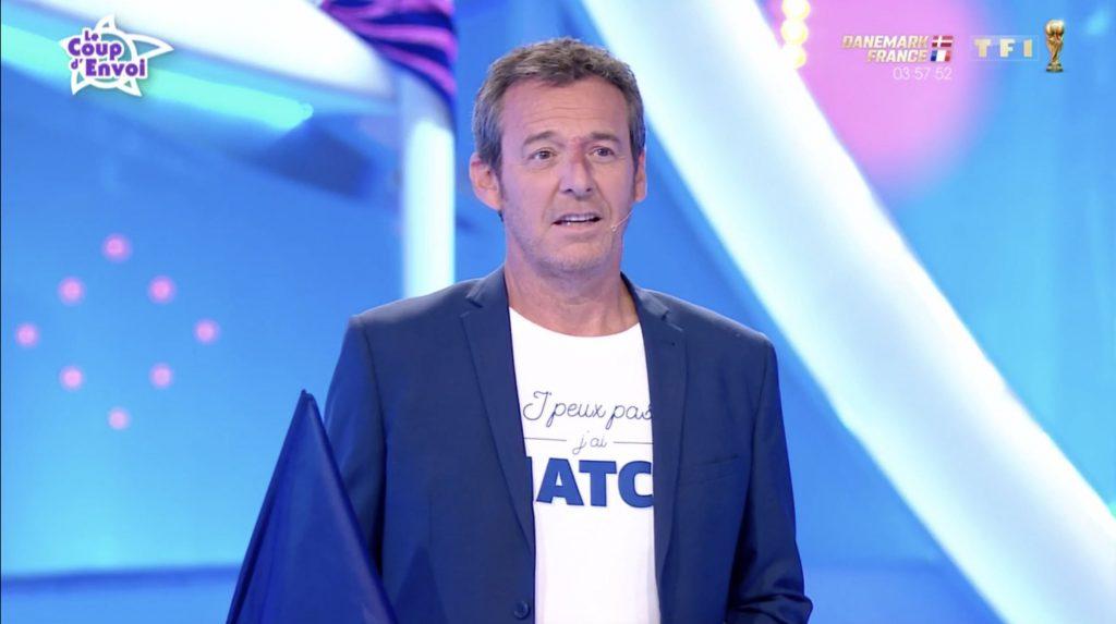 Jean-Luc Reichmann  présent sur les écrans malgré tout