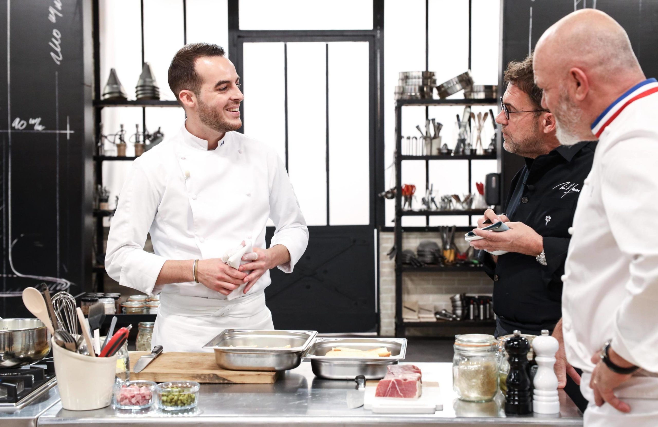 Top Chef... Bruno Aubin éliminé : Il ne regrette pas sa participation