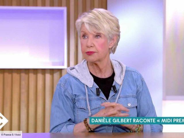 Danièle Gilbert dans C à vous