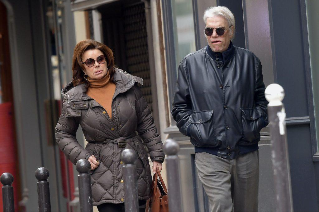Horrible évènement pour Bernard Tapie et son épouse !