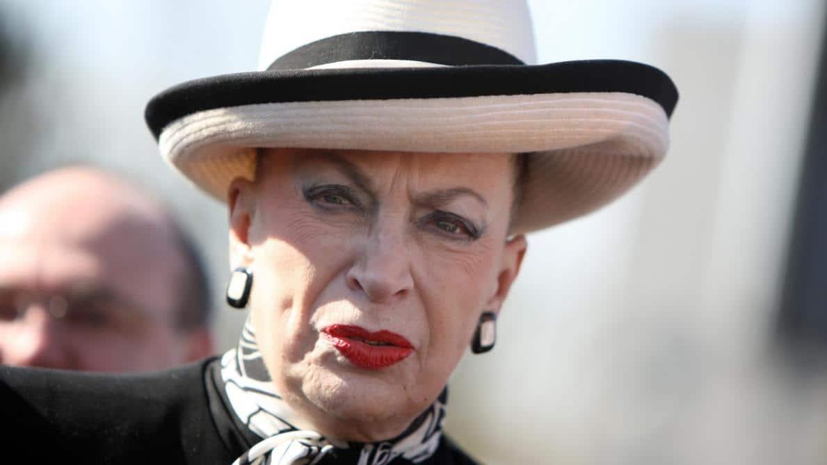 Geneviève de Fontenay. Elle refuse de se faire vacciner à 88 ans !