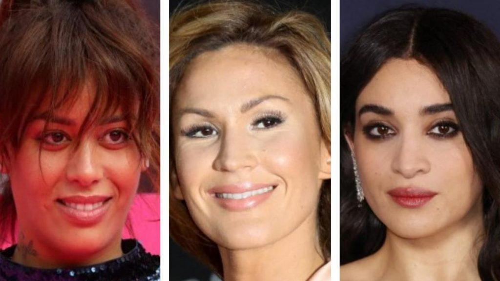 Les trois stars françaises