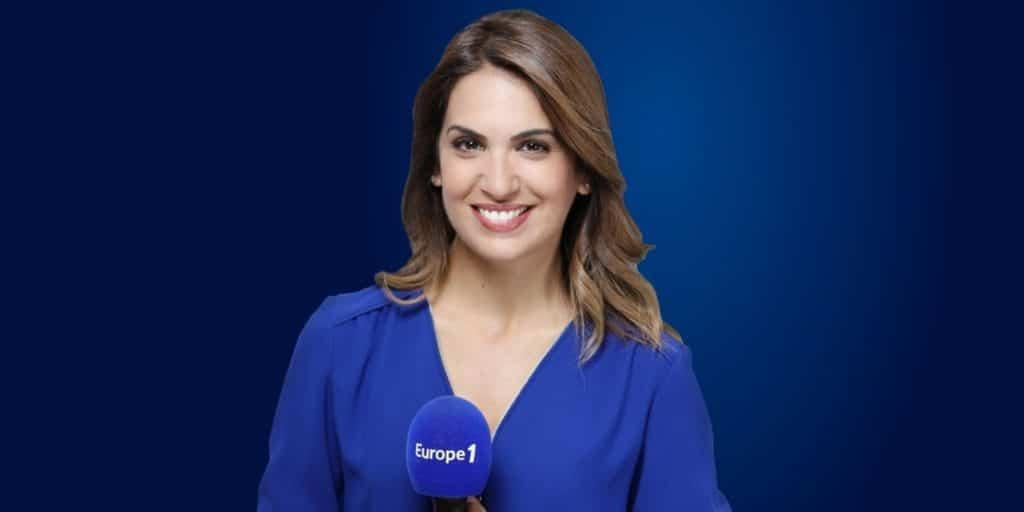 """Sonia Mabrouk :""""Je suis fière de mes origines"""""""