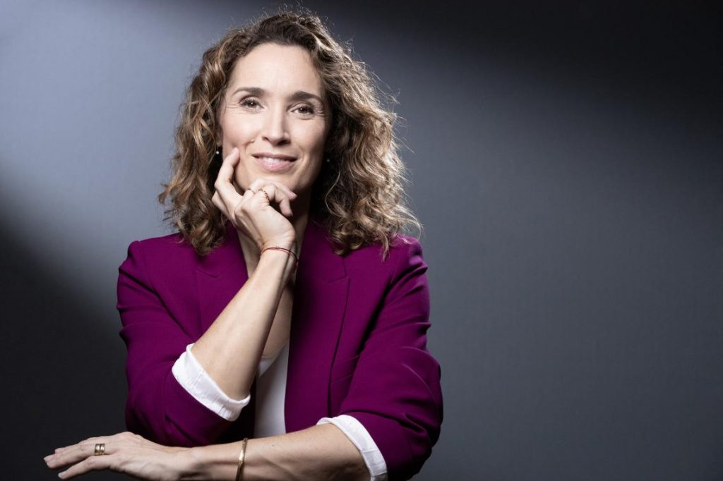 Marie-Sophie Lacarrau, diagnostiquée positive à la Covid-19