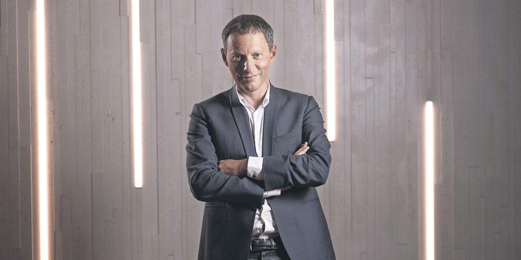 Un nouveau rôle de patron de télé pour Marc-Olivier Fogiel