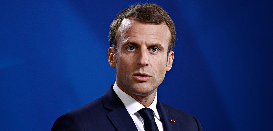 Emmanuel Macron.... ses intentions pour l'élection présidentielle de 2022 !