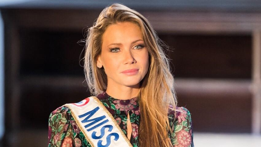 Amandine Petit : le complexe de Miss France « en sortant de la douche » !