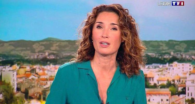 Marie-Sophie Lacarrau. Atteinte du Covid-19, elle s'absente du 13h de TF1