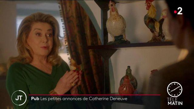 Le grand retour de Catherine Deneuve