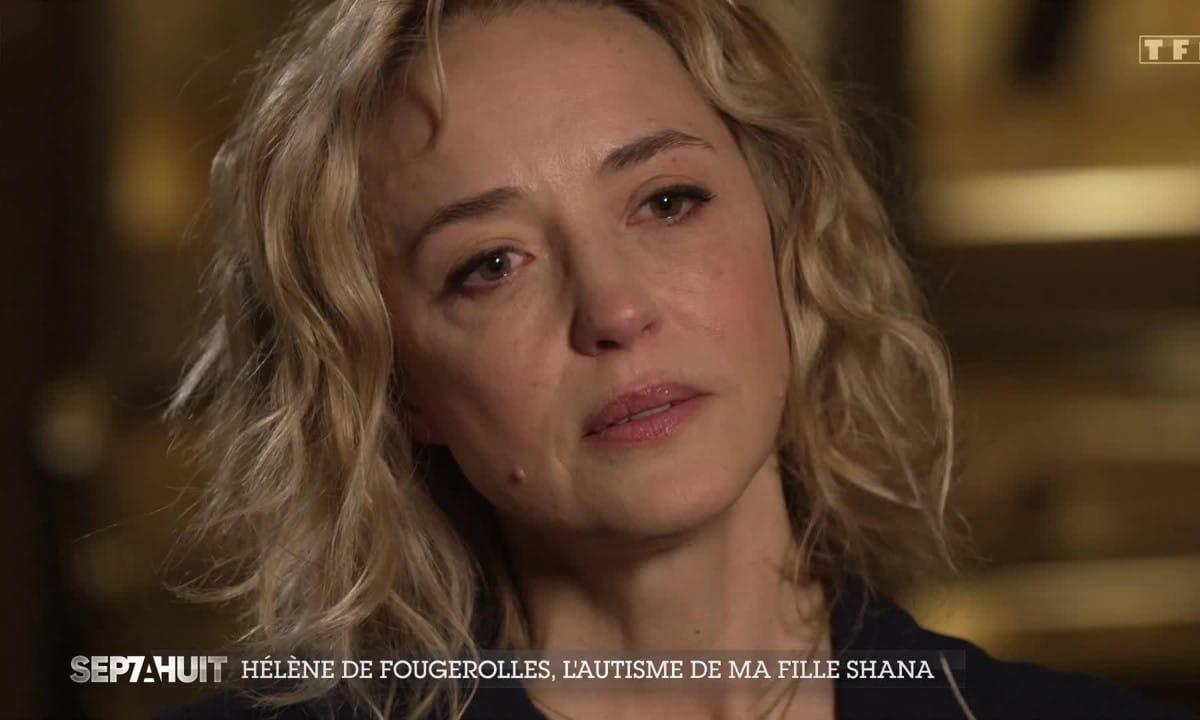 Hélène De Fougerolles. Elle se confie sur l'autisme de sa fille Shana !