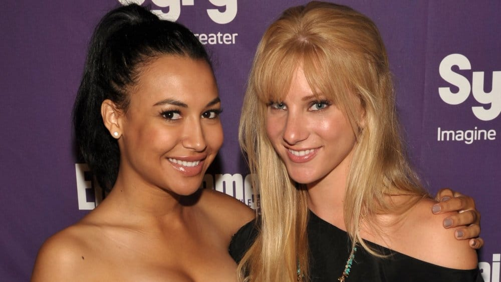 Heather Morris et Naya Rivera