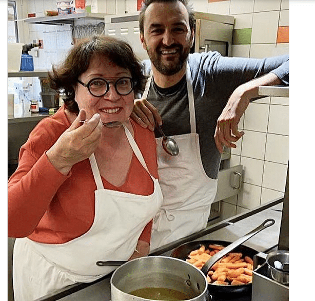 Maman de cuisine !