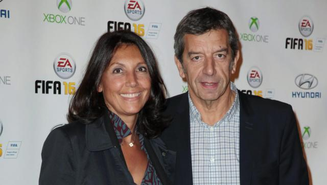 Michel Cymes : sa femme vaccinée à l'AstraZeneca