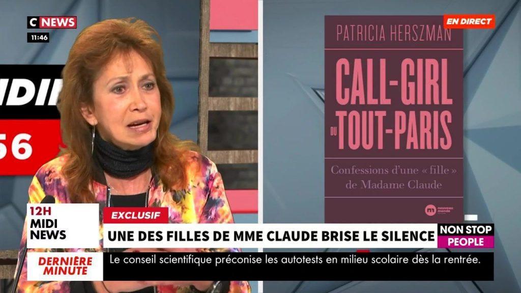 """""""J'adorais Madame Claude"""""""