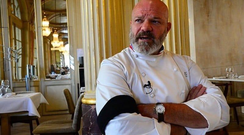 Philippe Etchebest- Son coup de gueule contre les dîners clandestins