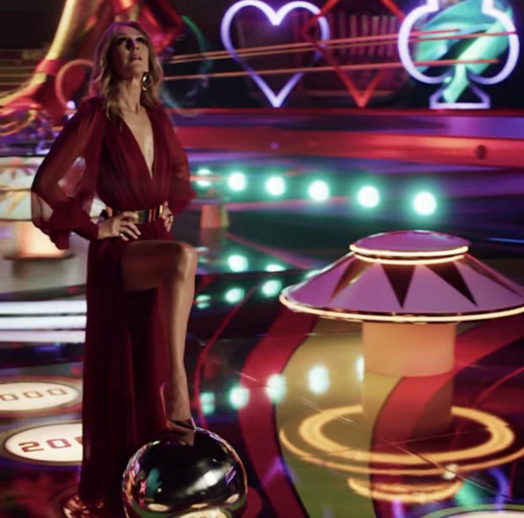Un joli cliché de Céline Dion !