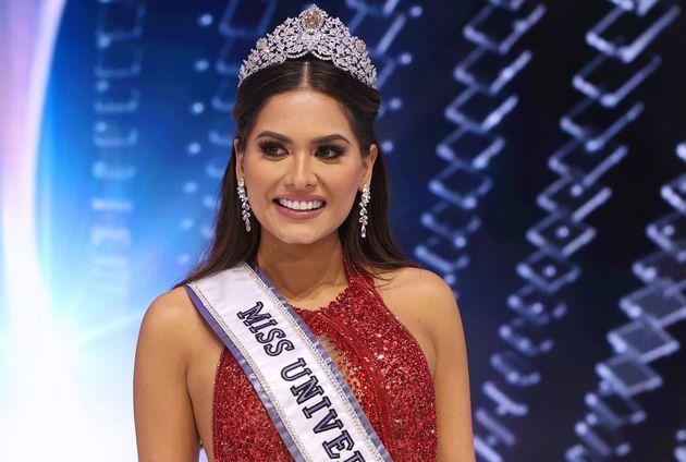 Miss Univers 2021 est mexicaine