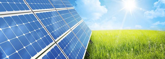 De nouveaux panneaux photovoltaïques !