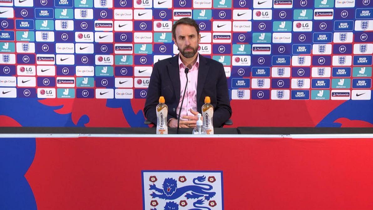Gareth Southgate a donné sa liste de joueurs pour l'Euro 2021