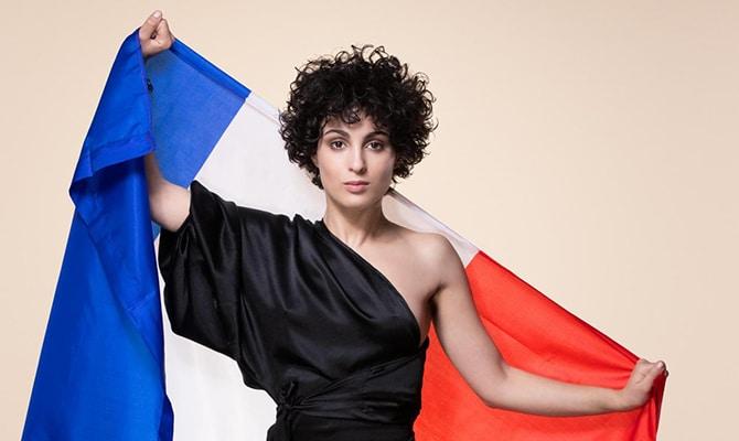 Eurovision. Le classement de Barbara Pravi, la représentante de la France