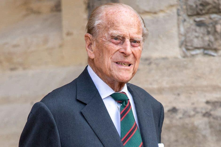 Le prince Philip n'aurait pas eu de maladie