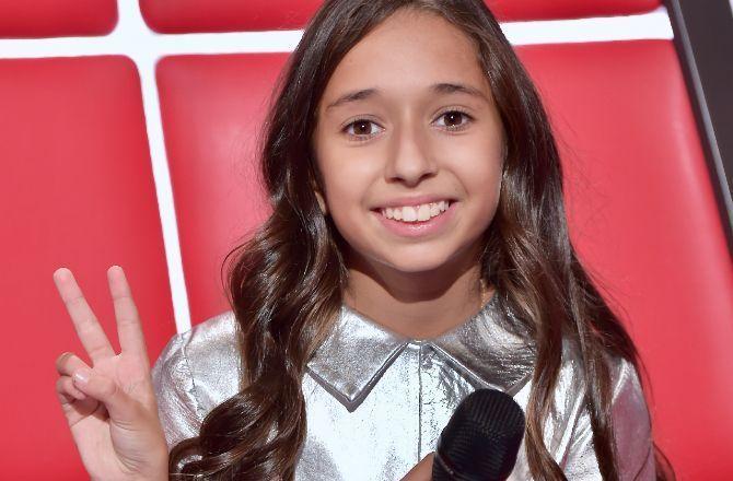 """Rébécca: La star de """"The Voice Kids"""" dévoile son premier clip """"Gravite"""" !"""
