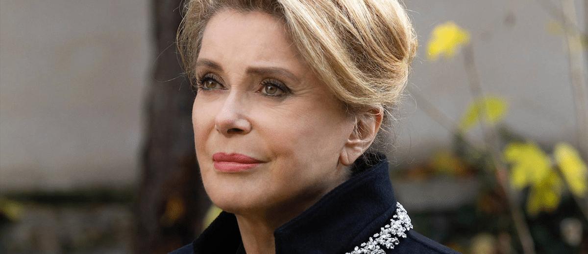 Catherine Deneuve. Elle prépare son grand retour au Festival de Cannes ?