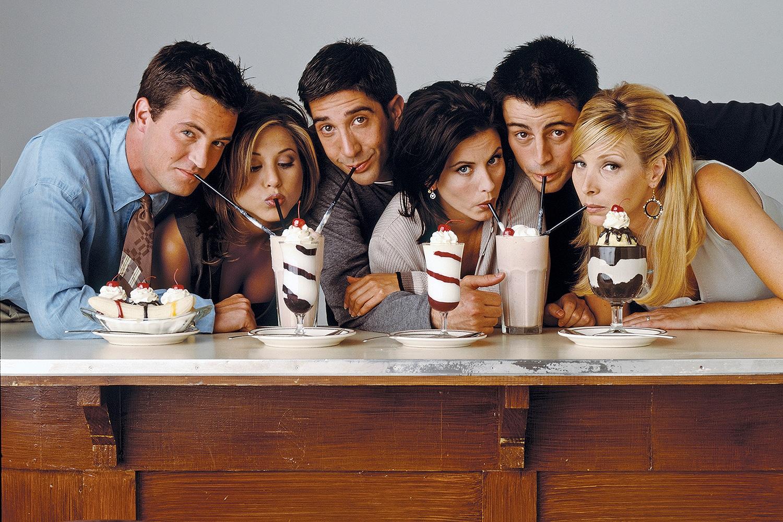 Friends The Reunion : Où regarder l'épisode spécial en France ?