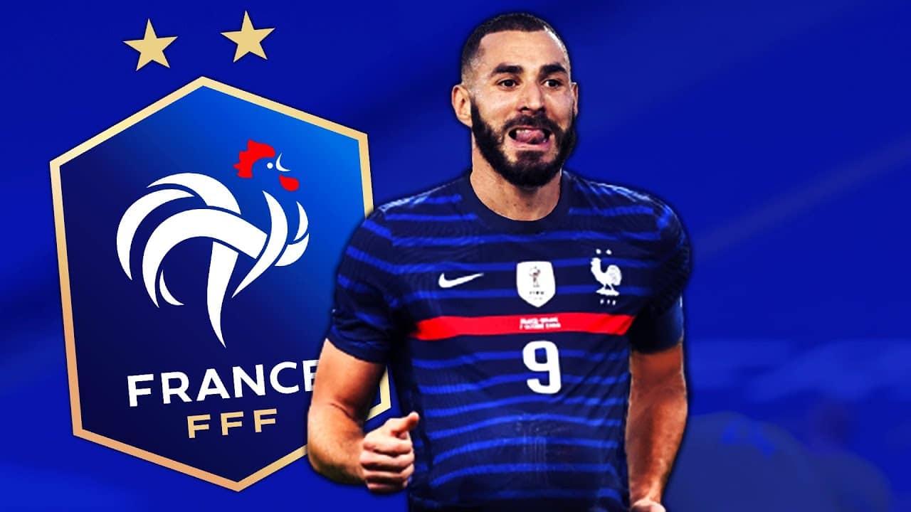 Karim Benzema : Son retour dans l'équipe de France enflamme la toile !