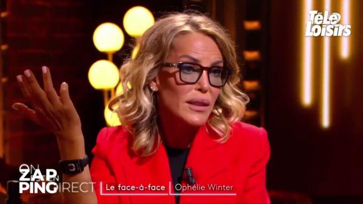 """Ophélie Winter se confie ... """"Riche je l'ai été mais je ne le suis plus"""""""