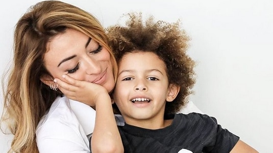 Rachel Legrain-Trapani. Agressée verbalement devant son fils..