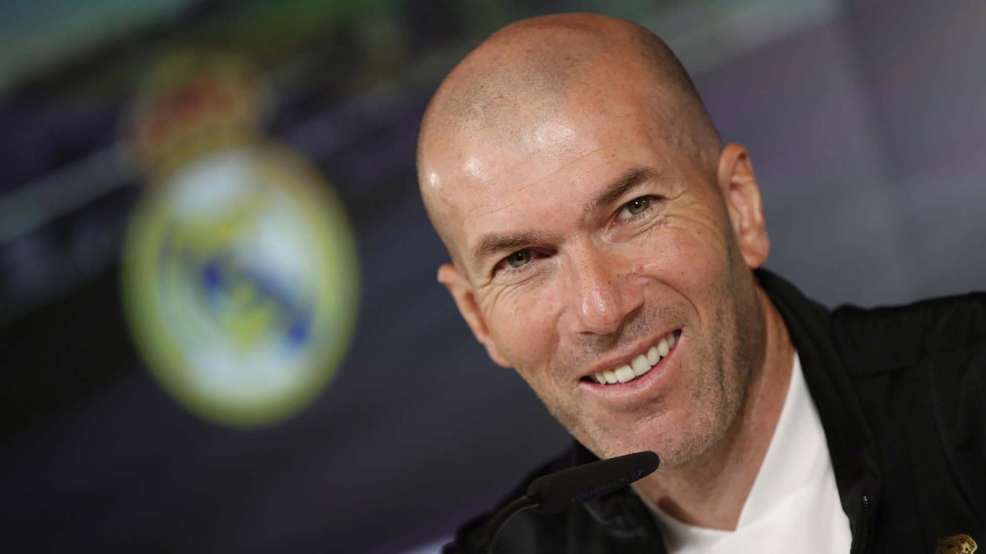 """Zinedine Zidane...""""Je suis ravi que Karim puisse retrouver les Bleus"""""""