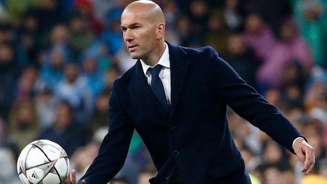Zinédine Zidane. Il quitte le Real... Le favori à sa succession se prononce !
