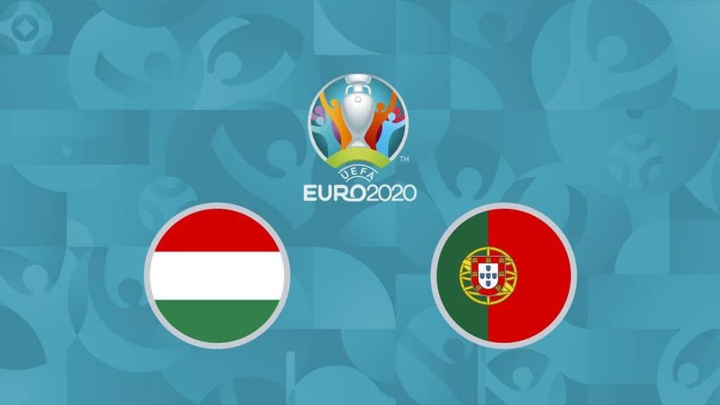 Portugal 3-0 Hongrie
