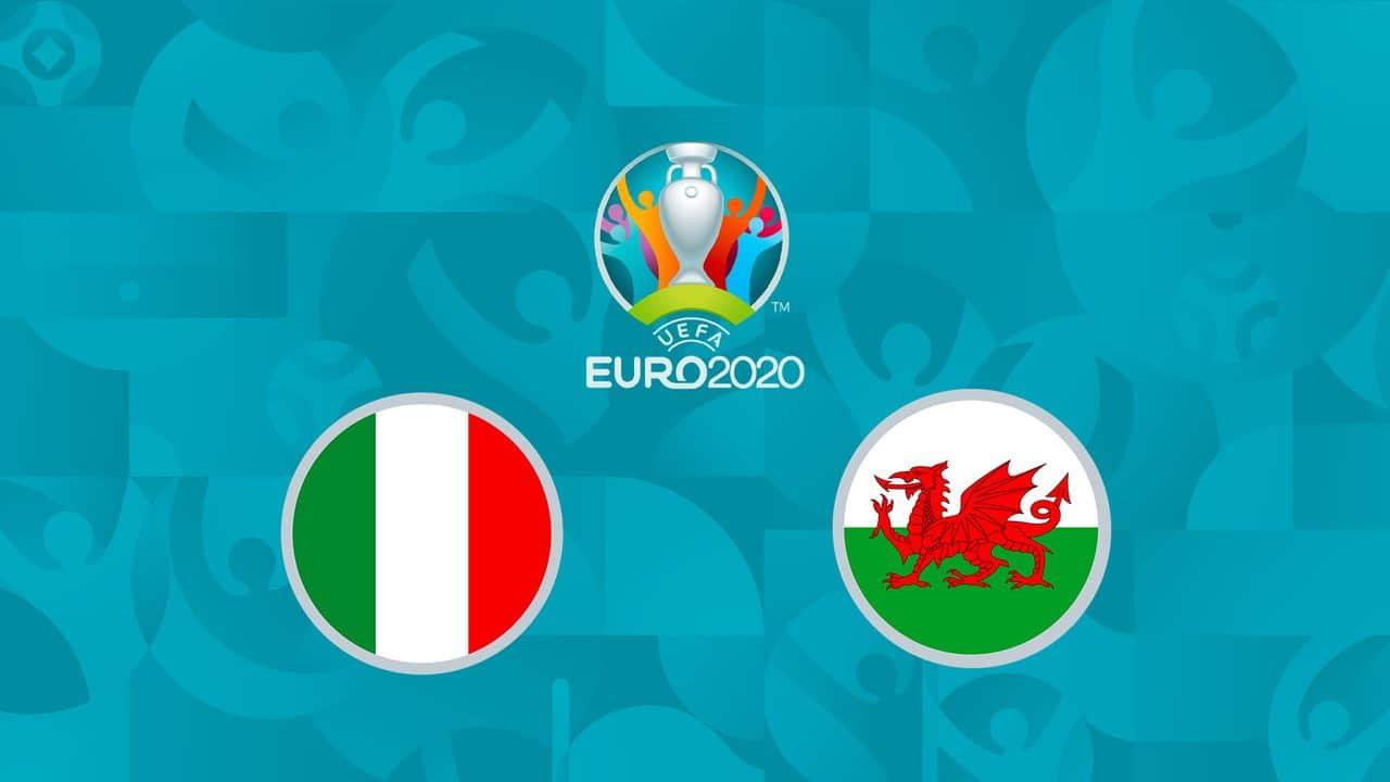 Italy 1-0 Wales. Italy 1-0 Wales