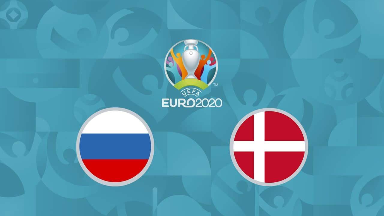 Danemark 4-1 Russie : Extraordinaires Danois!