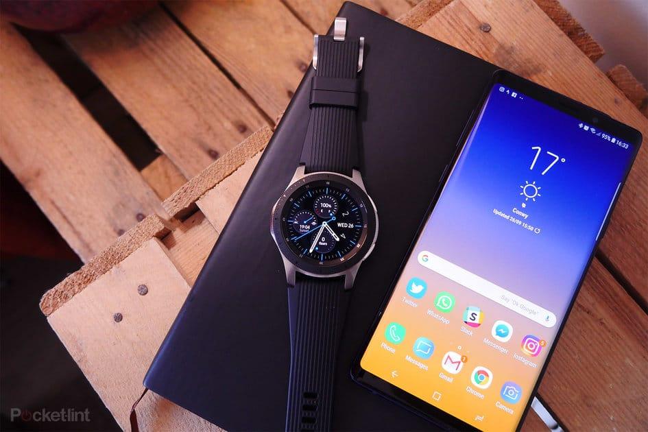 Samsung en pleine productivité !