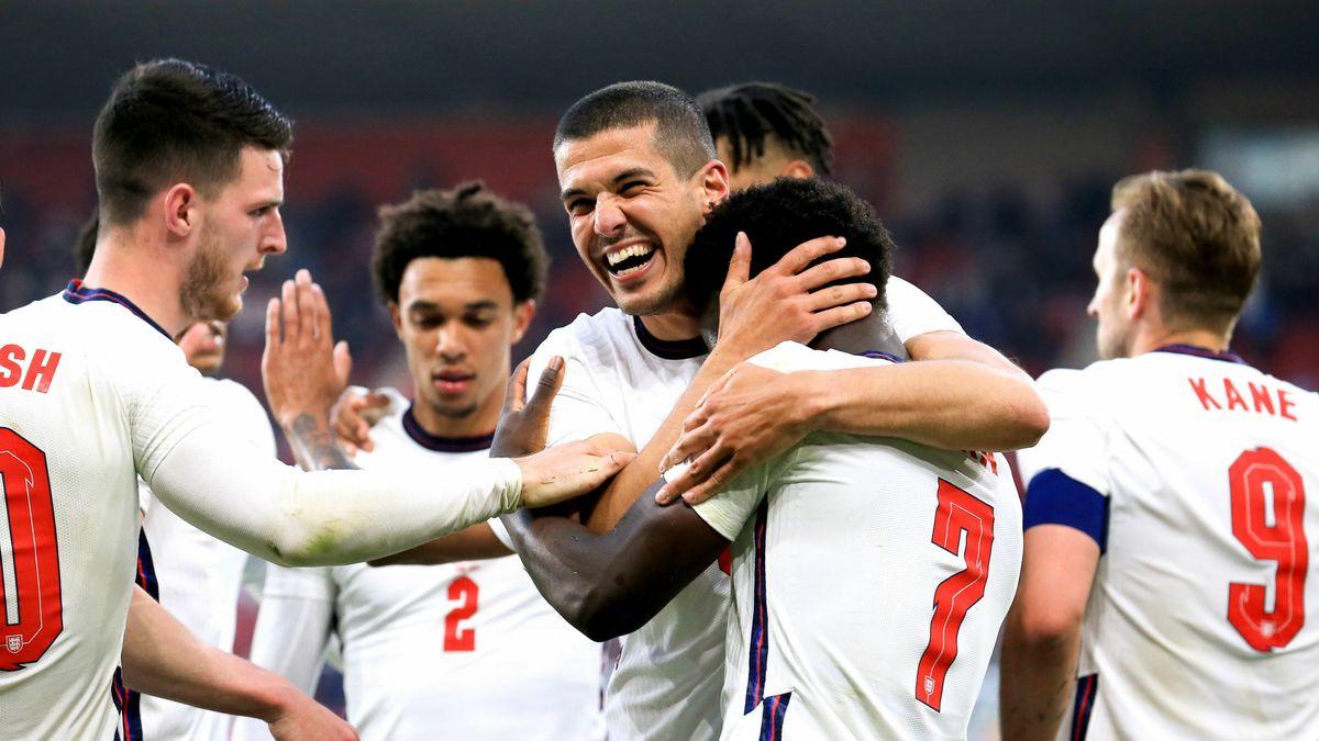 England wins against Croatia 1-0