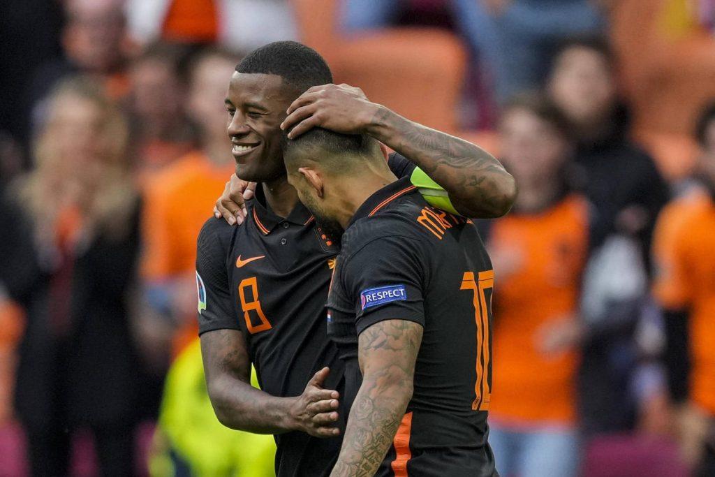 Netherlands 3-0 Northern Macedonia