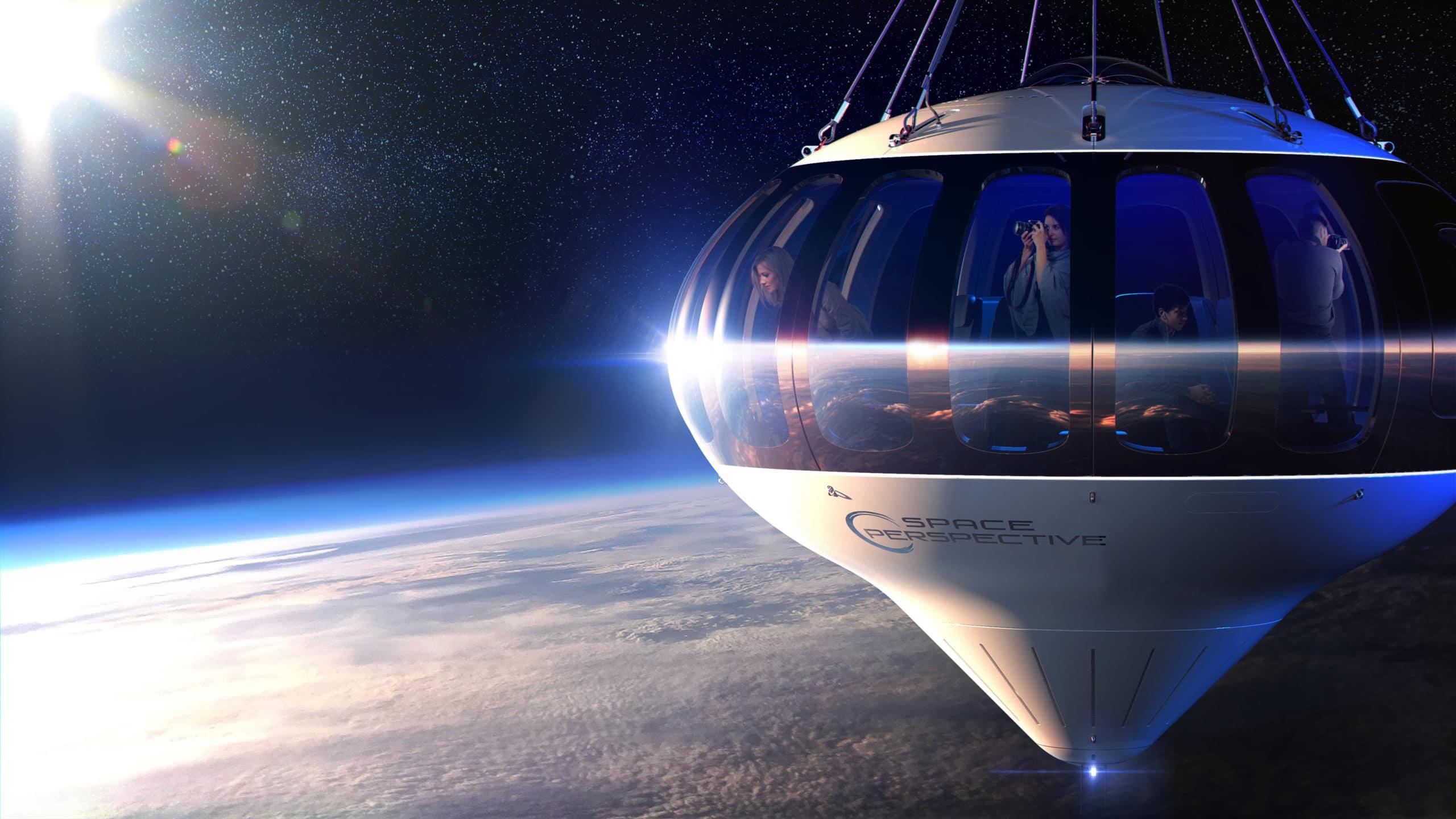 Space Perspective suggère d'emmener des touristes dans l'espace !
