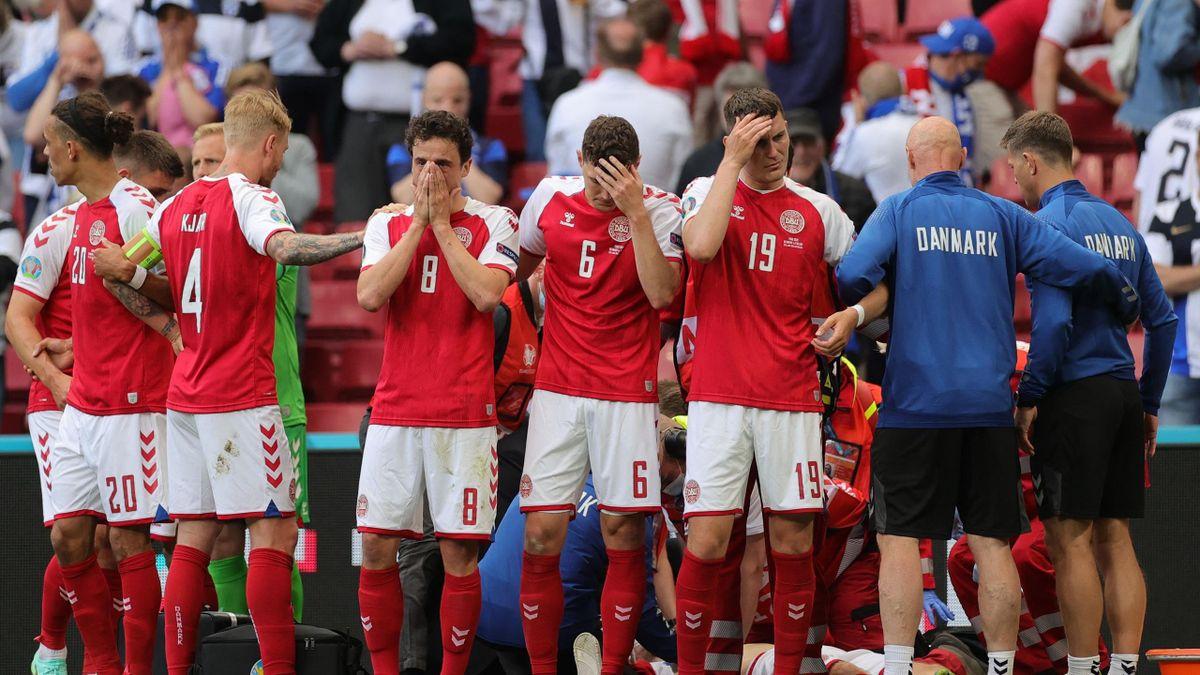 Les Danois s'inclinent à Copenhague lors d'un match historique