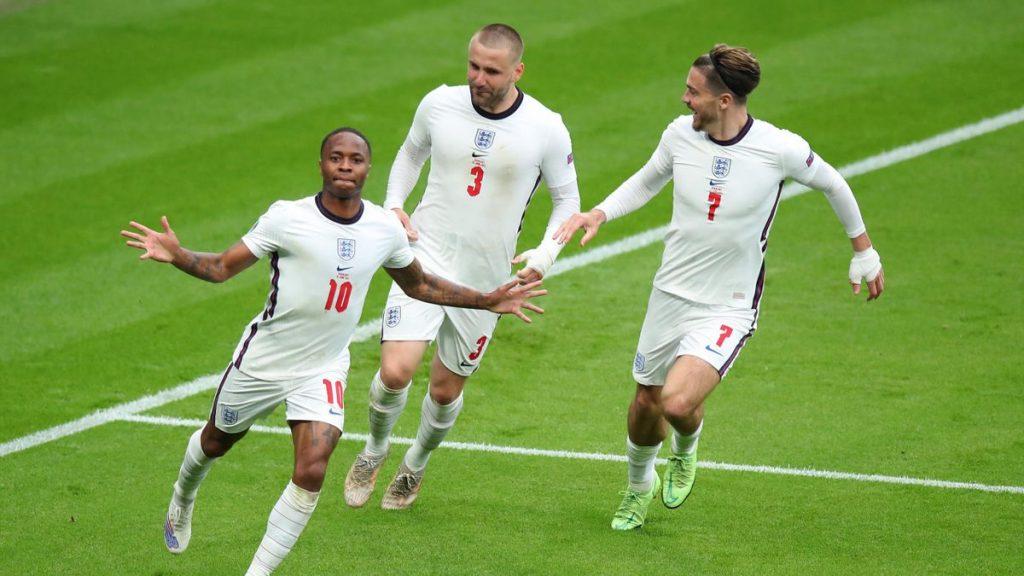 L'Angleterre victorieuse à Wembley file vers les quarts