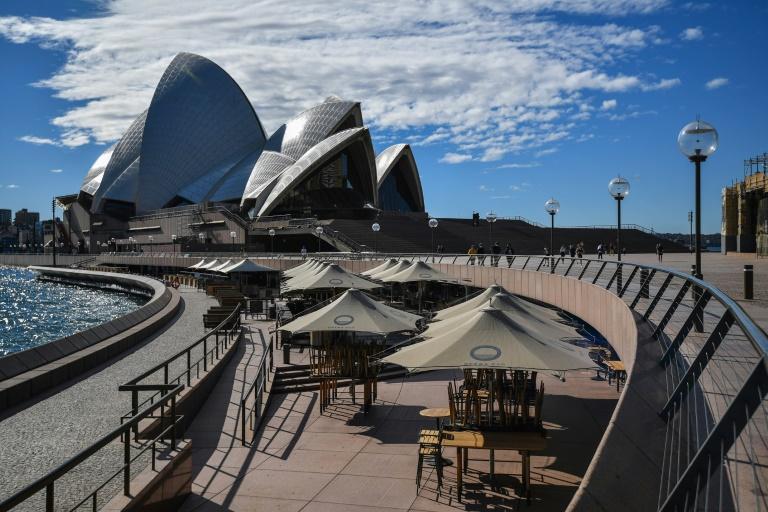 Variant Delta : Un reconfinement total de la ville de Sydney !