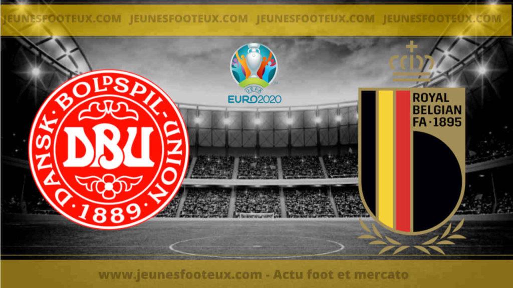 Danemark 1-2 Belgique : Les Diables Rouges s'imposent