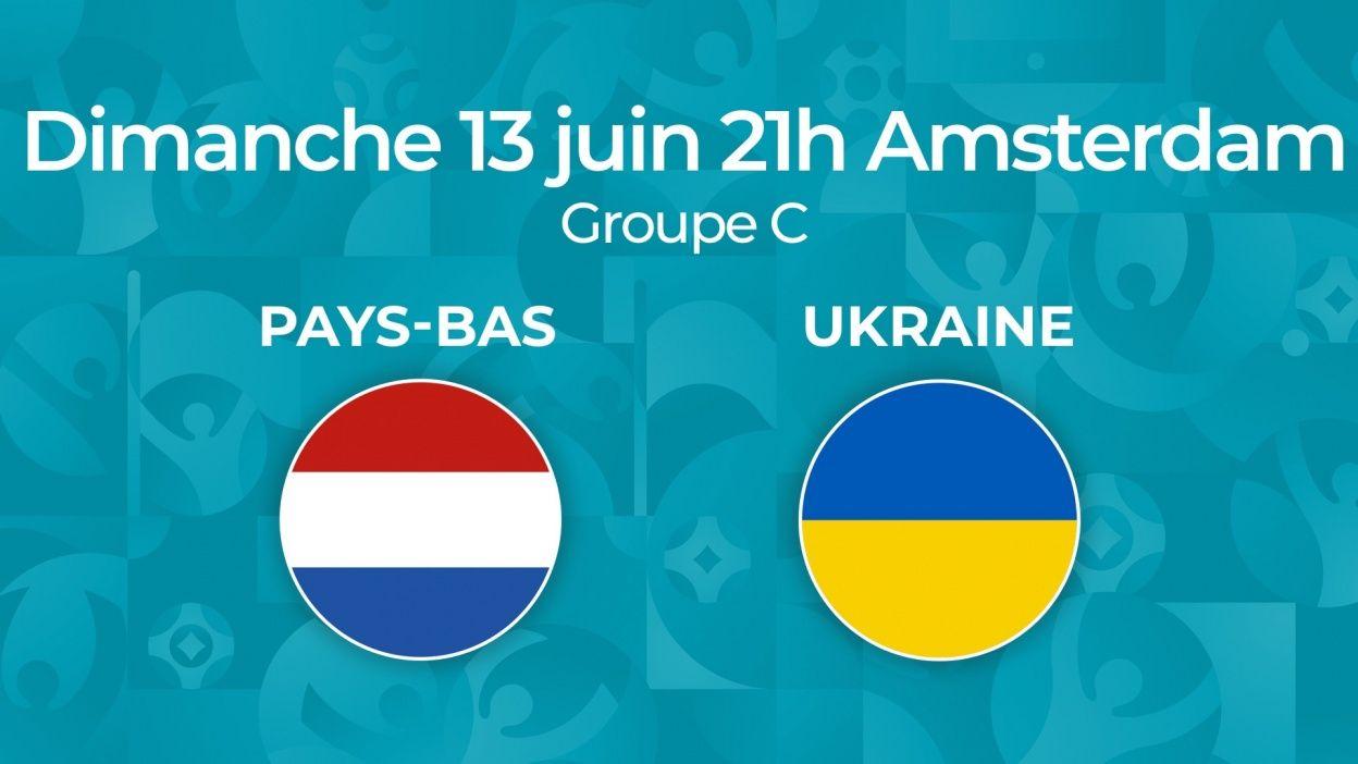 Pays-Bas 3-2 Ukraine : Les Néerlandais se sont faits peur à Amsterdam ce soir!