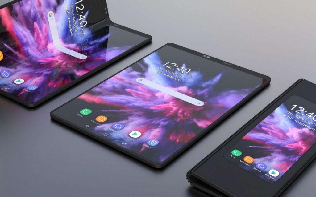 Samsung : Un nouveau modèle pliable !