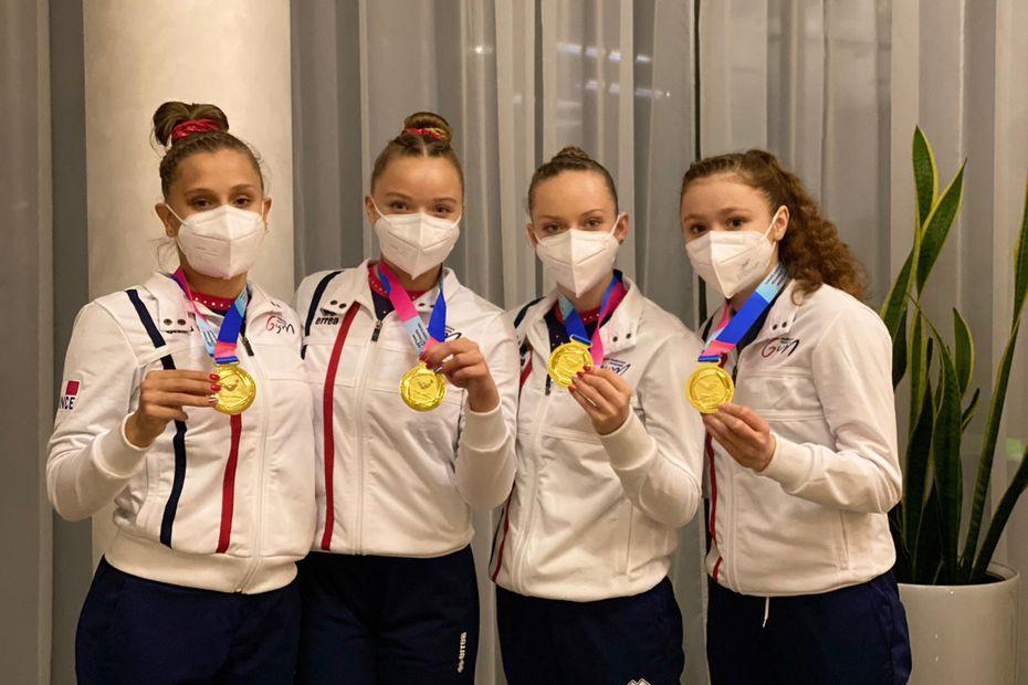 Tumbling : Ils remportent 6 médailles aux Championnats de France !