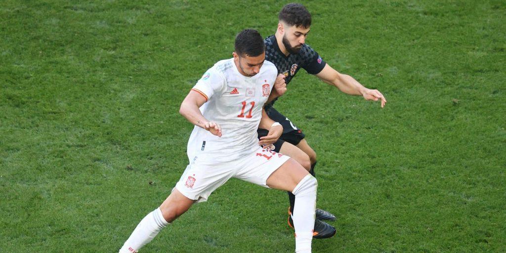 Croatie 3-5 Espagne