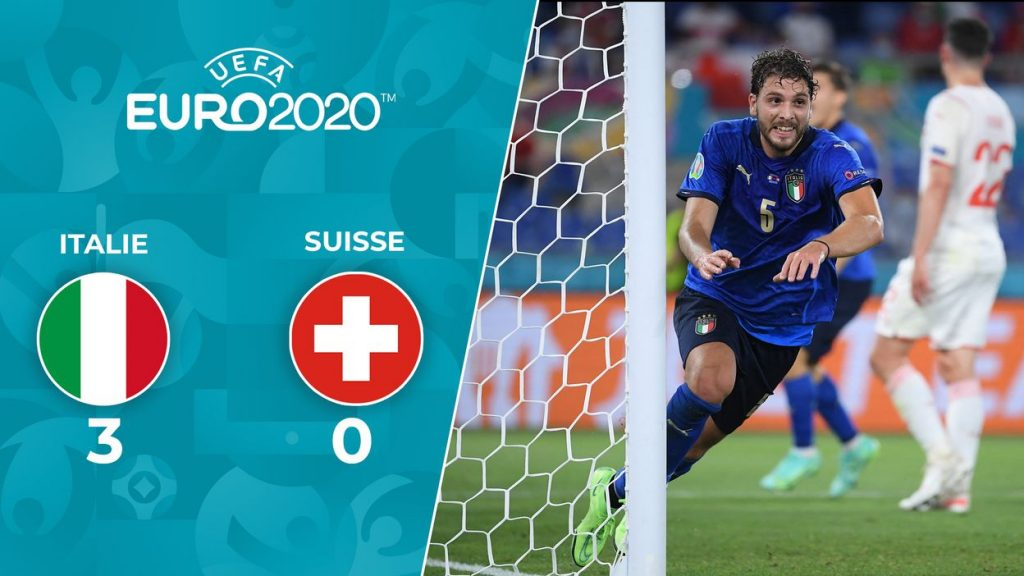 Italy qualifies for the next round!